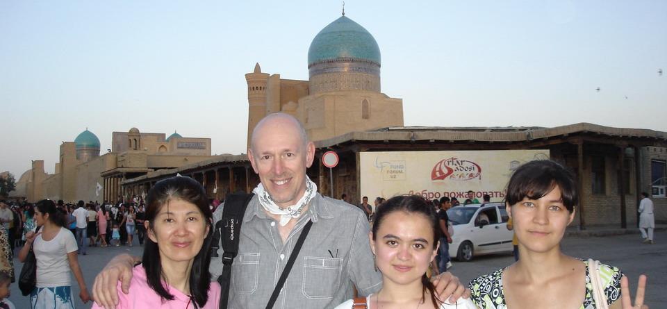 Trip to Kazakhstan & Uzbekistan — Day 1 – 4