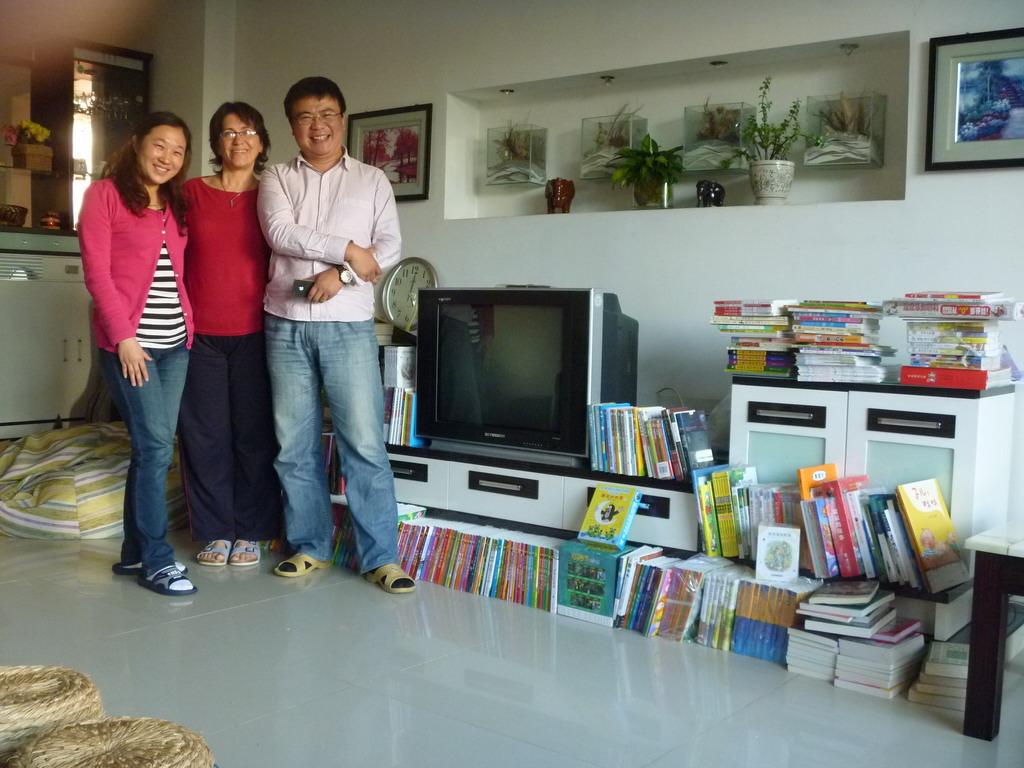Kunming, Yunnan volunteers