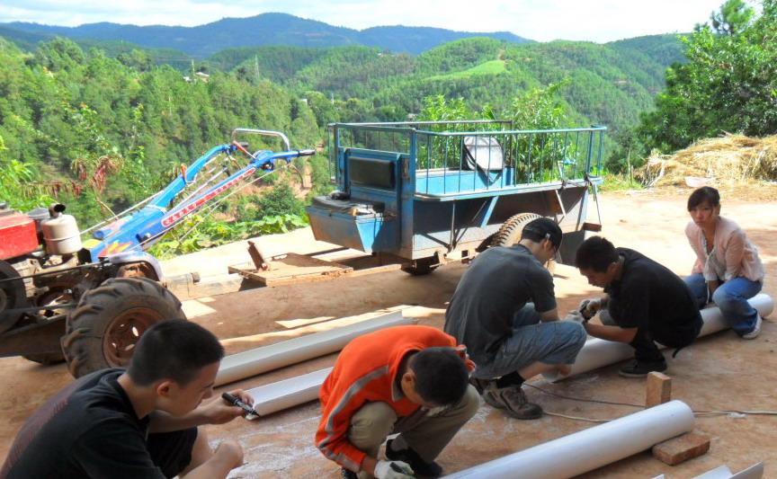 Preparation of materials